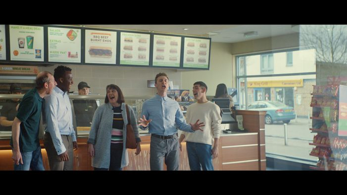 McCann London Launches New Ad for Subway's 'Keep Discovering' Platform