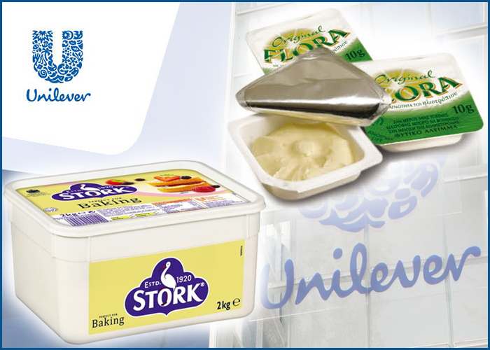 Unilever to Sell off Flora and Stork