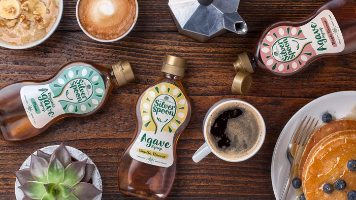 BrandOpus Helps Silver Spoon Launch New Flavoured Agave Syrup Range