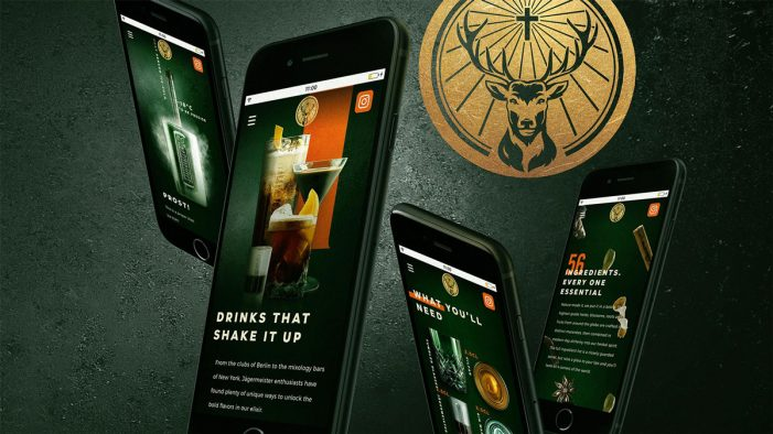 Jägermeister Unveil First Digital Expression of their New Creative Direction