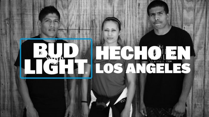 Bud Light to Revitalize Iconic Boxing Gyms in LA via New Community Program and Documentary Film