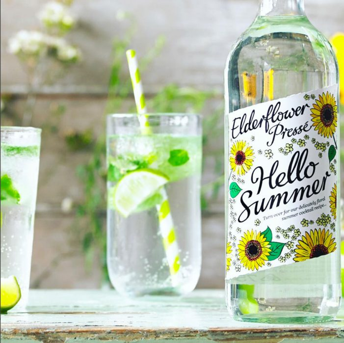 Belvoir Fruit Farms Says 'Hello Summer' with New Limited Edition Launch