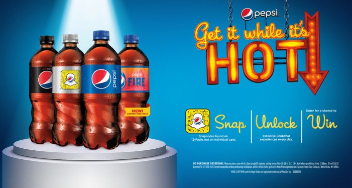 Pepsi Turns Up the Heat this Summer with Release of Limited-Edition