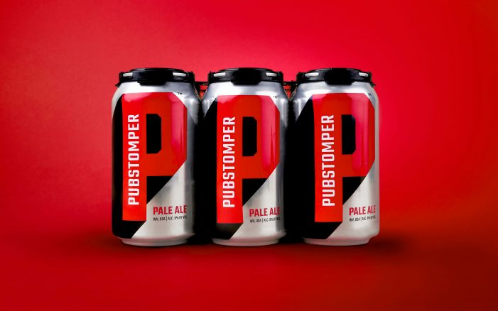 Robot Food Unleashes Powerful New Identity for Pubstomper Brewing Co.