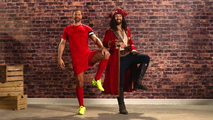 Captain Morgan Makes Rio Ferdinand a Captain Again to Launch New Global Campaign