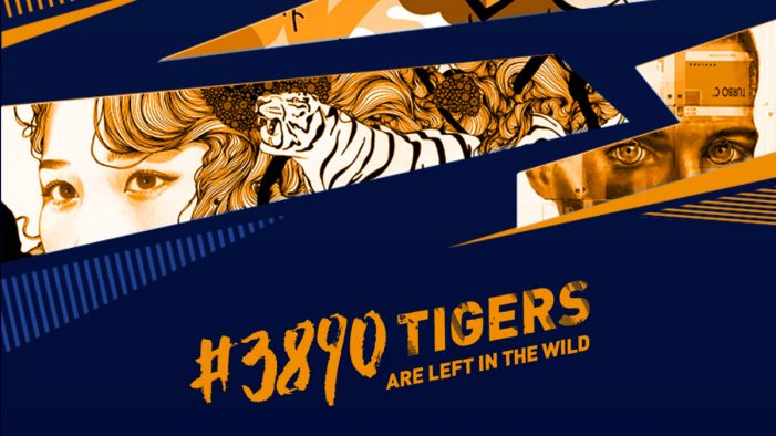 WWF and Tiger Beer Embark on a Global Partnership to Help Double the Number of Wild Tigers