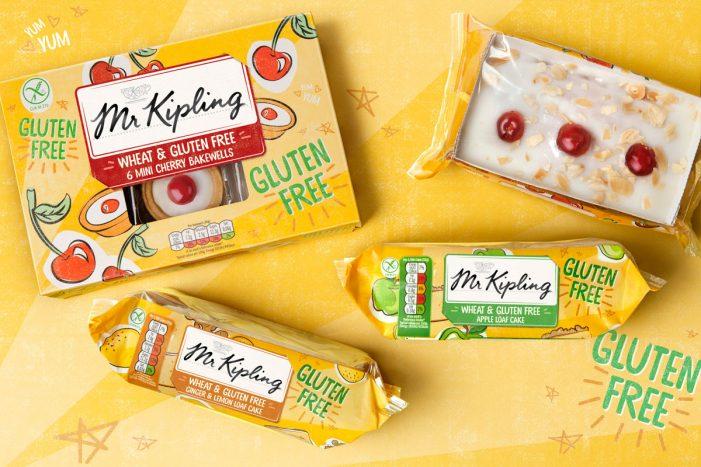 BrandOpus Brands Mr Kipling's Gluten-Free Range