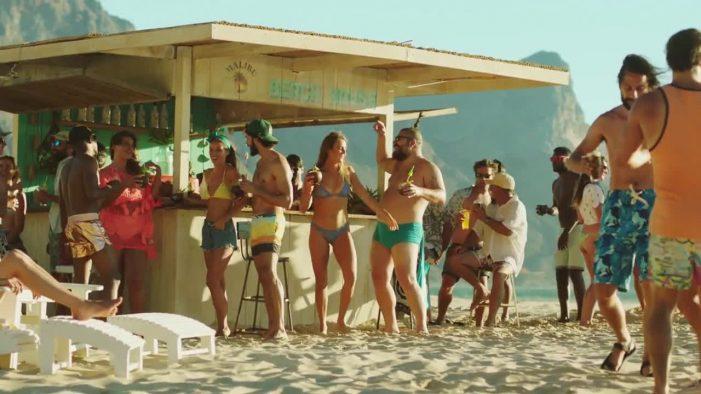 Malibu Uses Epic Slow Mo to Kick Off '101 Days of #BecauseSummer'