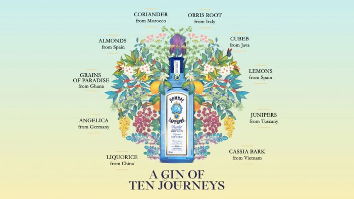 Jelly London and AMV BBDO Takes You Through a Gin of Ten Journeys for Bombay Sapphire