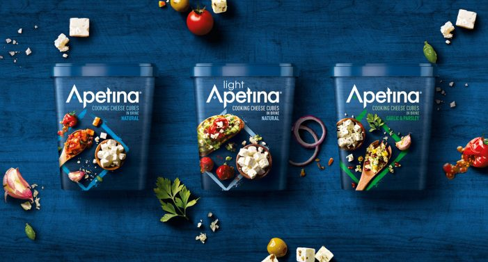 Apetina Cooks up a Storm in the Dairy Category with a Bold New Bulletproof Design