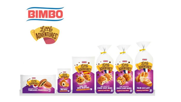Grupo Bimbo Launches in UK Retail with New Little Adventures Range
