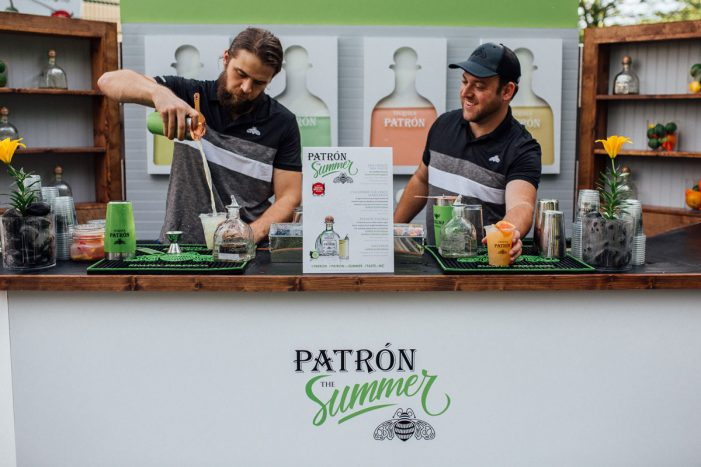 Patrón Tequila Travels the Globe to Inspire Consumers to 'Patrón the Summer'