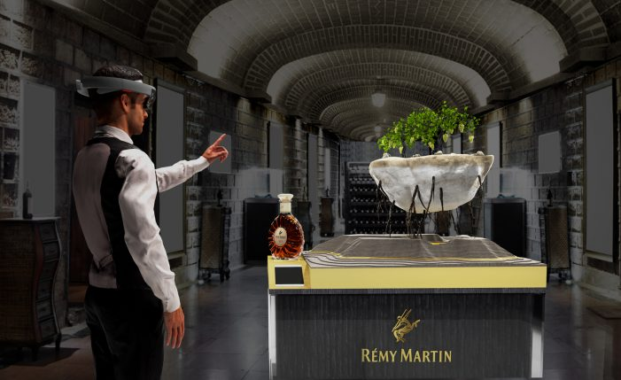 """Rémy Martin Announces the Global Launch of """"Rooted In Exception"""" Mixed Reality Experience"""