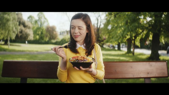 New Subway Brand Ad by McCann London Shows How Salad Can Help Beat the Daily Grind