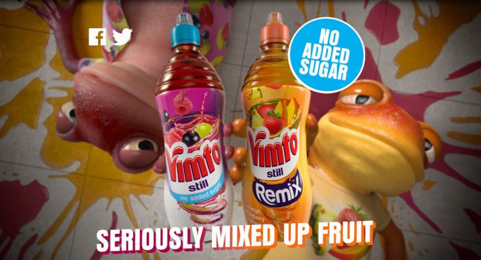 The Vimtoad is Back as Vimto Champions Convenience