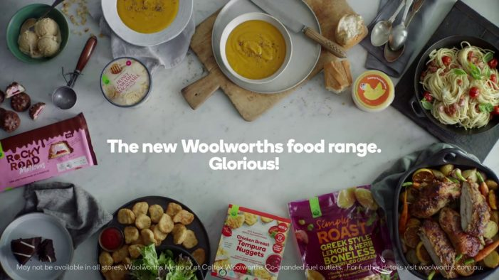 Woolworths Celebrates Launch of New Food Range with 'Glorious' Ad by M&C Saatchi