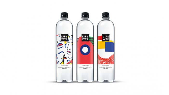 New LIFEWTR Bottle Labels Champion Women in the Arts