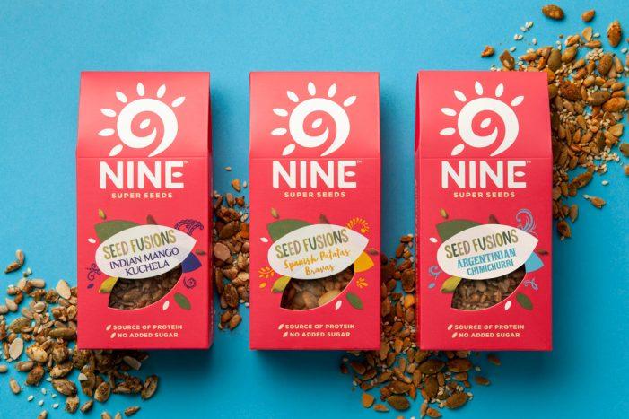 BrandOpus Unveil New Identity For Healthy Snack Brand 9NINE