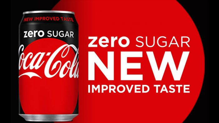 Coca-Cola Zero Sugar Launches in US with New and Improved Real Coca-Cola Taste