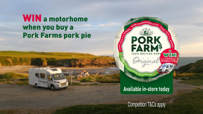 Pork Farms Launch New TV Ad Campaign for 2017