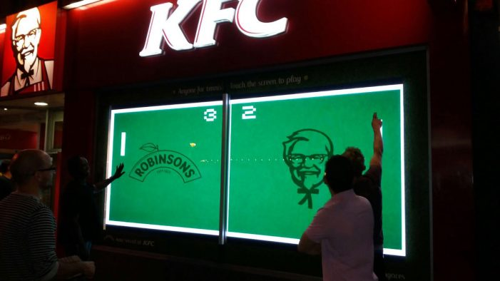 Robinsons Pairs up with KFC for Wimbledon Campaign by Savvy
