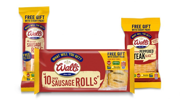 Wall's Pastry Launches Multi Million Pound On Pack Promotion Campaign