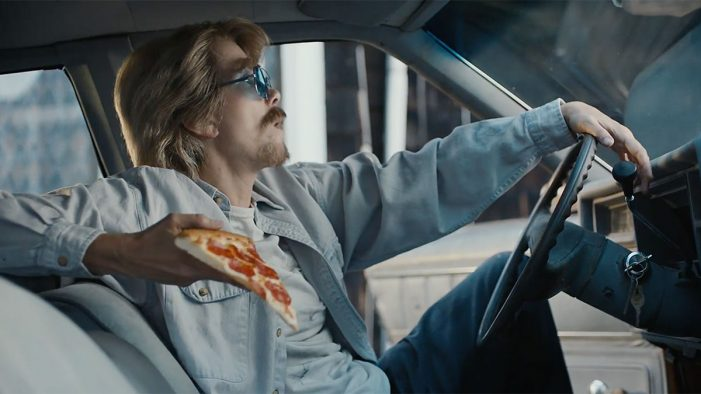 Kristen Wiig Comically Channels Every Man, Woman and Child in America for Pizza Hut