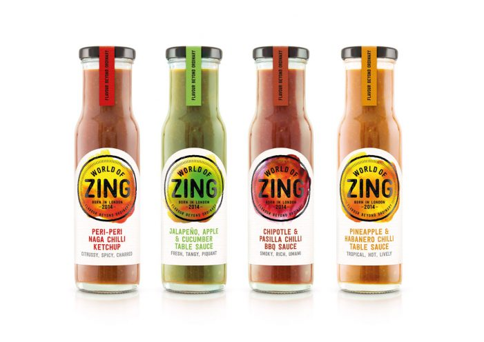 Springetts Designs Range of Hot Sauces for World of Zing