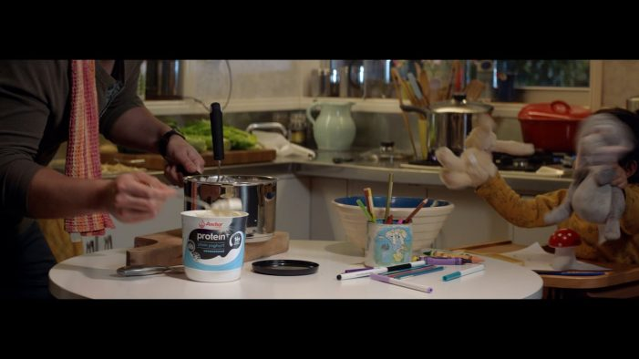 Anchor Promotes New Anchor Protein+ Range via Colenso BBDO