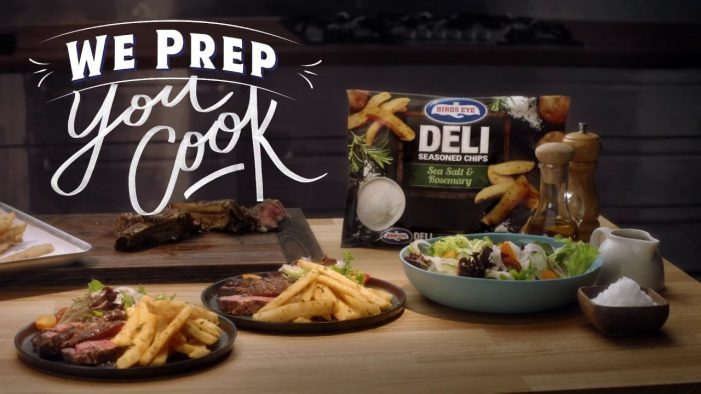 Birds Eye Deli Unveils New 'We Prep. You Cook' Campaign by JWT Melbourne