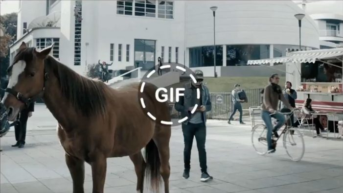 Argentine Beer Brand Brahma Uses GIFs to Make a Full-Blown Ad