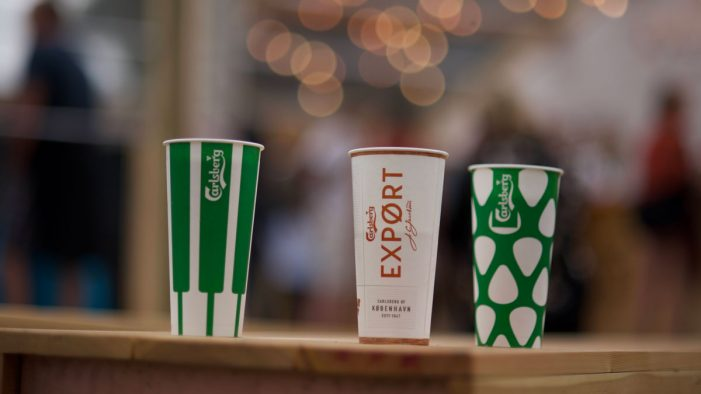 Carlsberg UK Brings 'The Danish Way' To Festivals This Summer