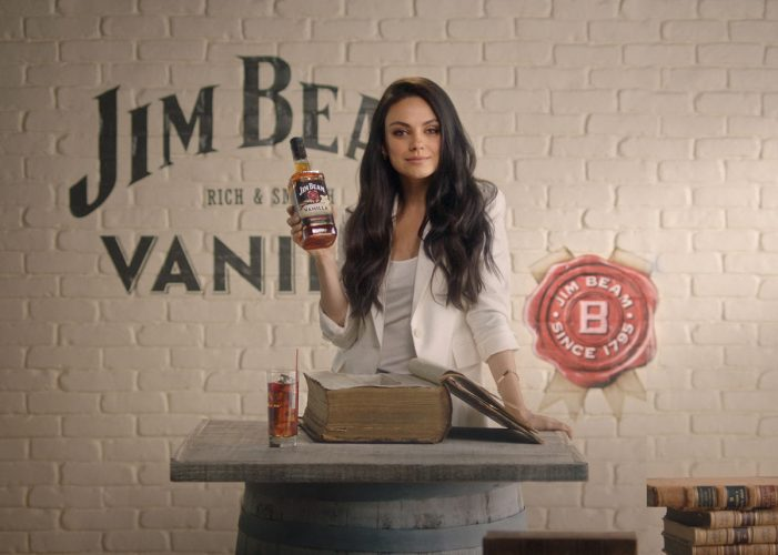 Jim Beam Continue a 222-Year Tradition of Exploration with Jim Beam Vanilla Launch