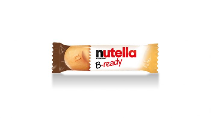 Nutella Moves into the Biscuits Category for the First Time in the UK