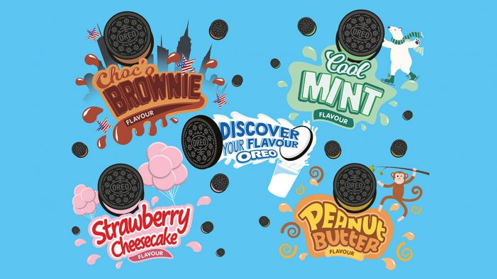 Oreo Experiential Activity By HeyHuman Helps You 'Discover Your Flavour'