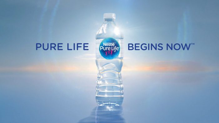 Nestlé Pure Life Unveils New Global Campaign to Inspire a Healthier and Brighter Future