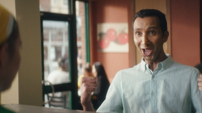 """Subway Challenges Office Workers to Say Goodbye to """"Blandwiches"""" in New Campaign by McCann London"""
