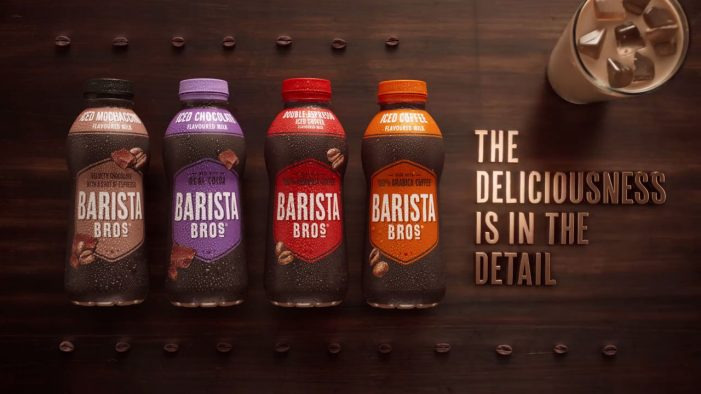 Barista Bros Promotes Iced Coffee and Chocolate Range in Latest Campaign by Ogilvy Sydney