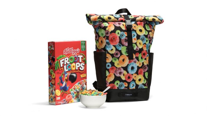 """Timbuk2 Creates The Perfect Bag For """"Whatever Froots Your Loops"""""""