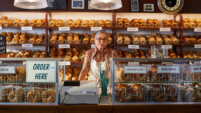 New York Bakery Co. Introduces the Woman Who Runs New York to the UK