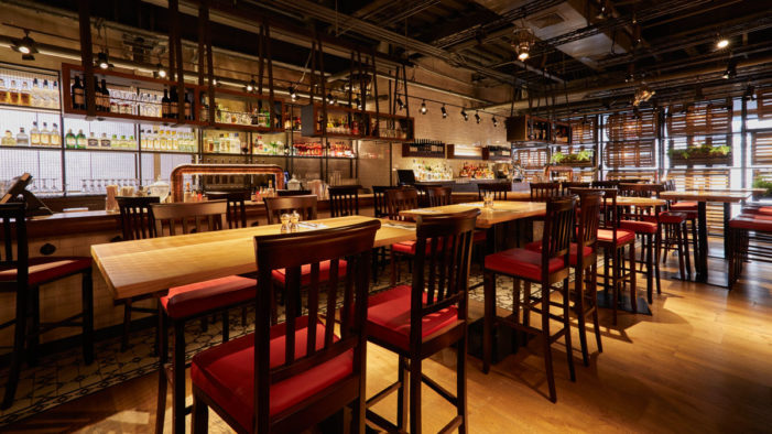 DesignLSM Help to Bring Burger & Lobster to Broadway