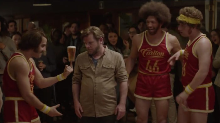 Carlton Draught Brings Freshness to Life in New '46ers' Ad by Clemenger BBDO Melbourne