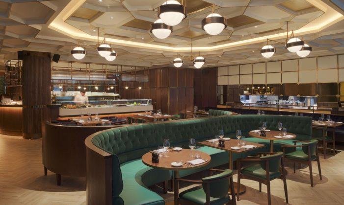 DesignLSM Create the Interiors for Galvin's Second Restaurant Offering in Dubai's City Walk 2