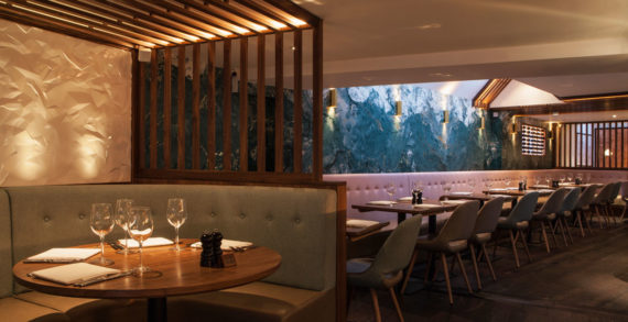 DesignLSM Designs Chef Stephen Li's New Seafood Grill Restaurant – Felix
