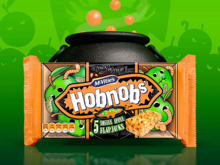 Springetts Designs Halloween Limited Edition for McVitie's Cakes