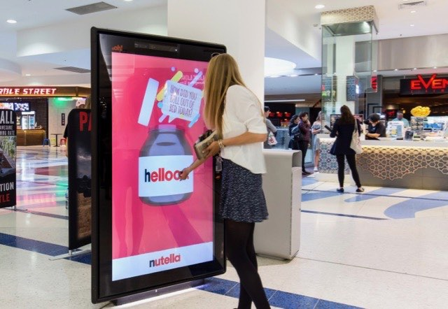 Nutella Asks Shoppers to Smile First for its New Mood Recognition Campaign