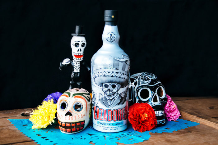 Mister Cartoon Designs Limited-Edition Bottle for Tequila Cazadores