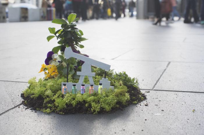 Keri Juice Blenders Shakes up the Australian Juice Market with 'Pothole Gardens'