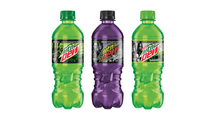 """AMC and Mountain Dew Announce """"The Walking Dead"""" Partnership Worthy of a Zombie Apocalypse"""