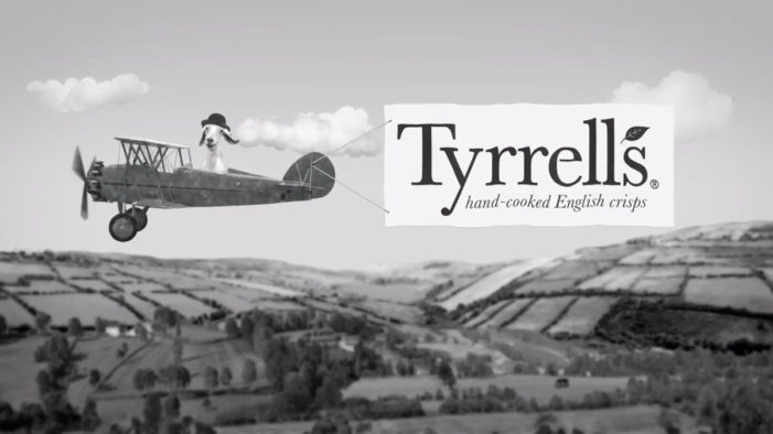 Tyrrells Bags First-Ever TV Ad Campaign with Eccentric 'Absurdly Good' Push